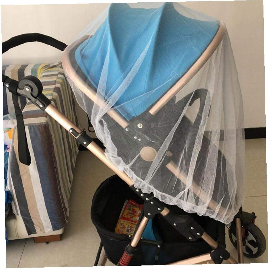 JBNS Kinderwagen Moskitonetz Universal-Baby-insekt-netze Trolley Anti-moskito-Abdeckung Weiches Insektennetz Ultra-fine Mesh Schutz Gegen Moskito 1pc