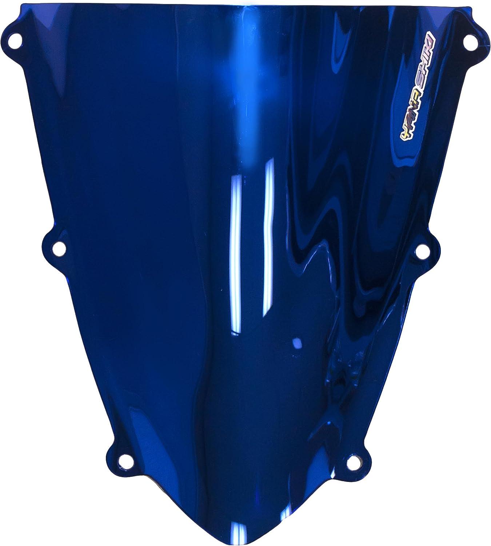 Yana Shiki HW-1008CRE R Series Chrome Red Windscreen for Honda CBR 600RR