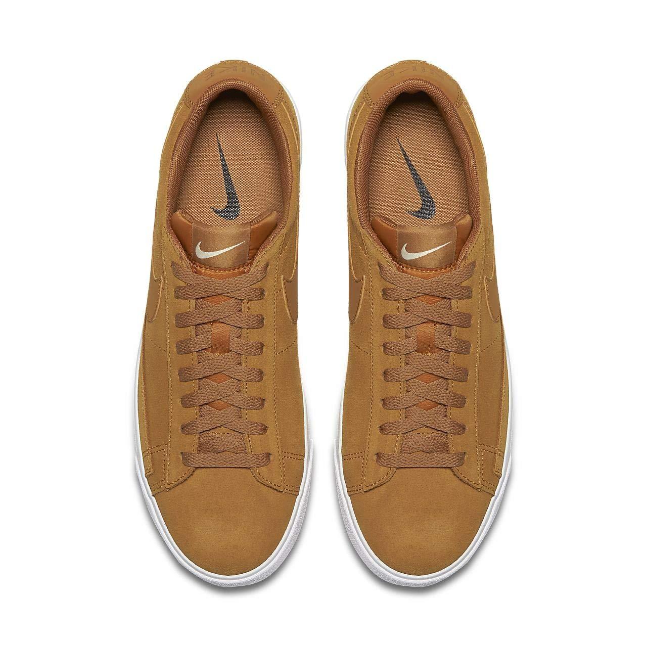 Nike Blazer Zapatillas de Gamuza Baja para Hombre, Color
