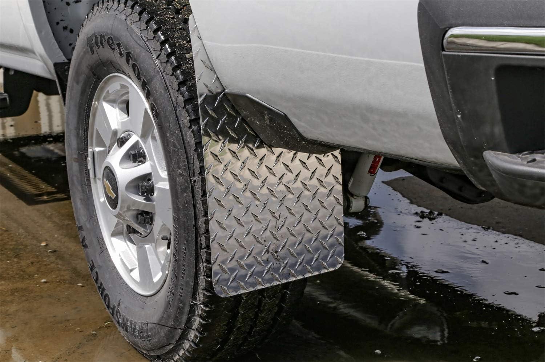 Dee Zee DZ1808 Brite-Tread Universal Mud Flaps