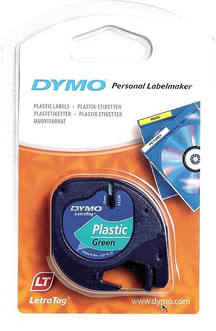 Dymo S0758370 Letra Tag LT-100T Elektronisches Beschriftungsgerät 10697 Papier