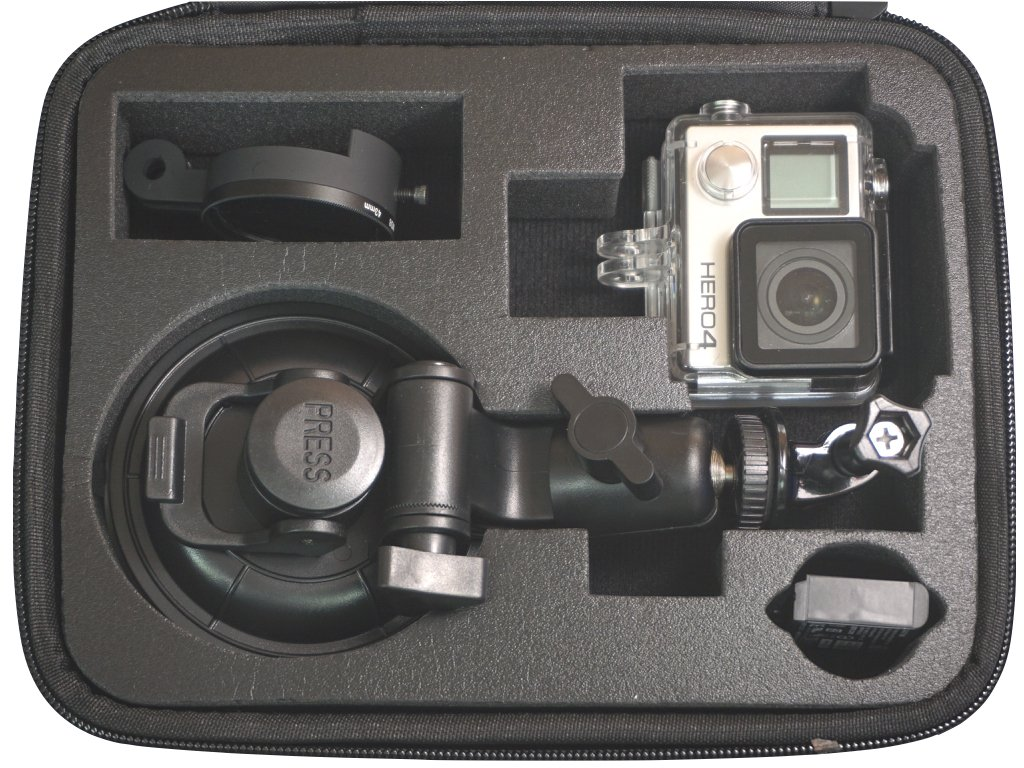 Nflightcam Cockpit Video Kit for GoPro