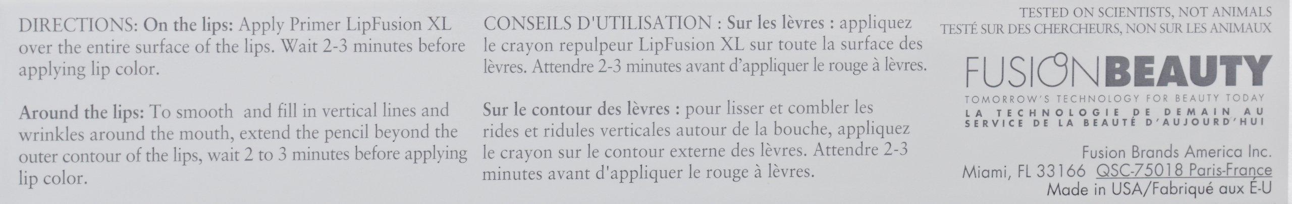 Fusion Beauty Lipfusion Xl Primer Pencil, 0.18 Ounce