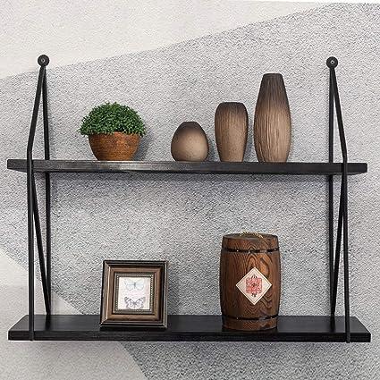 f002b9c49a Amazon.com: Wall-Mounted Multi-Function Storage Rack European-Style ...