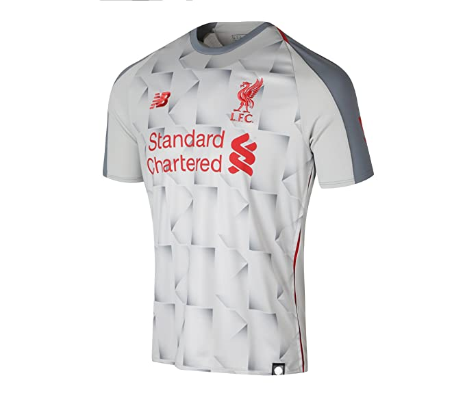 quality design 0c03a aeccb Amazon.com: Liverpool Men's 2018/2019 3rd Soccer Jersey ...