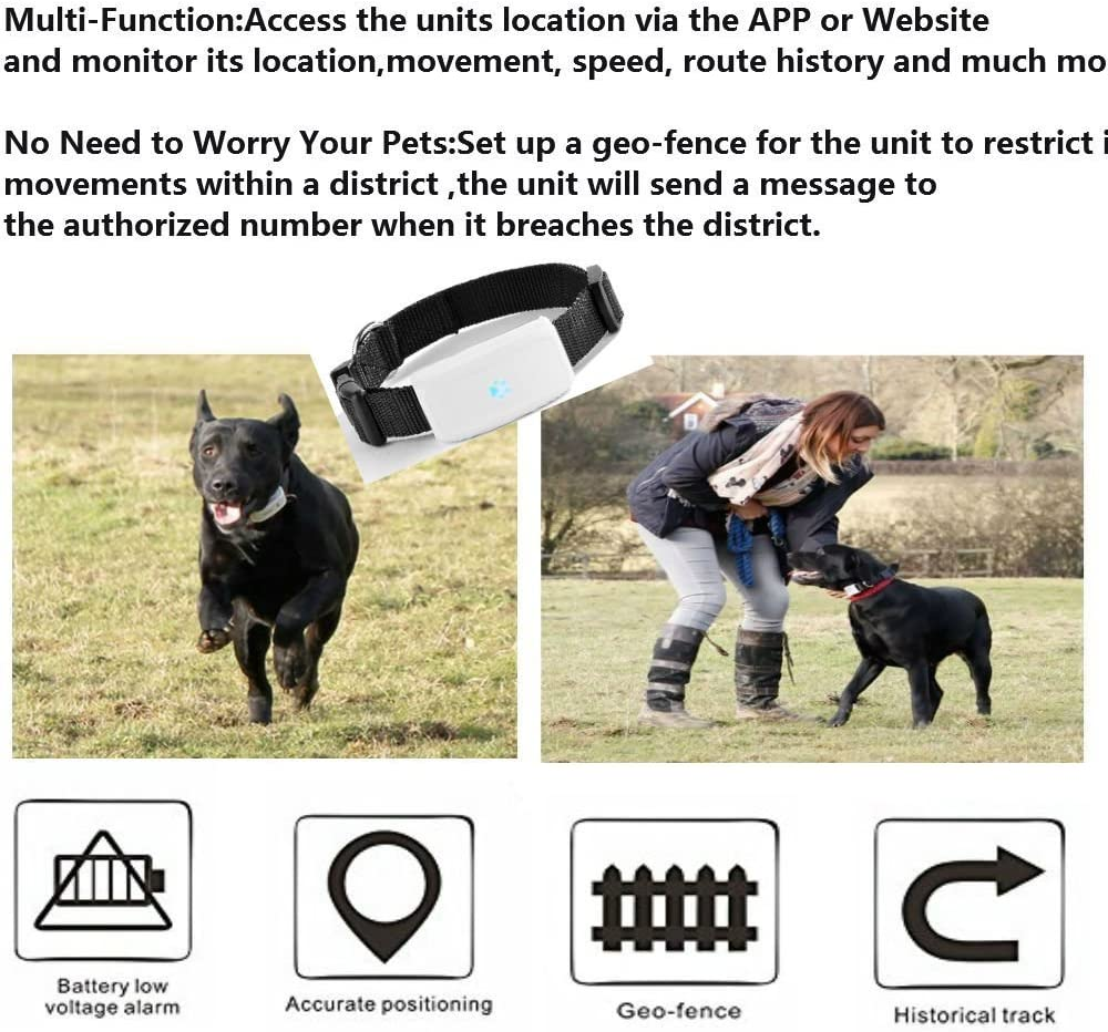 Mini pet GPS GSM GPRS Tracker TKSTAR TK911 for dogs cats WIFI Locatoin,No box