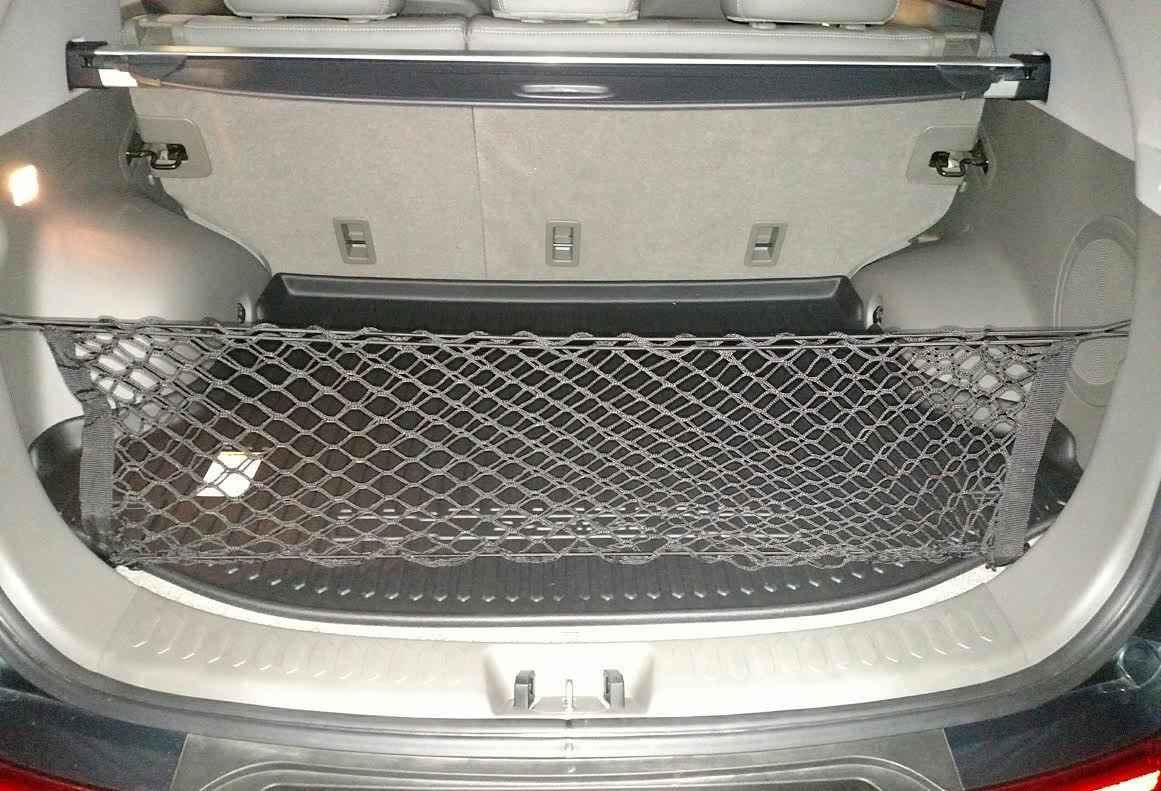 Envelope Style Trunk Cargo Net for KIA SPORTAGE 2011 12 13 14 15 2016 Trunknets Inc 4350419704