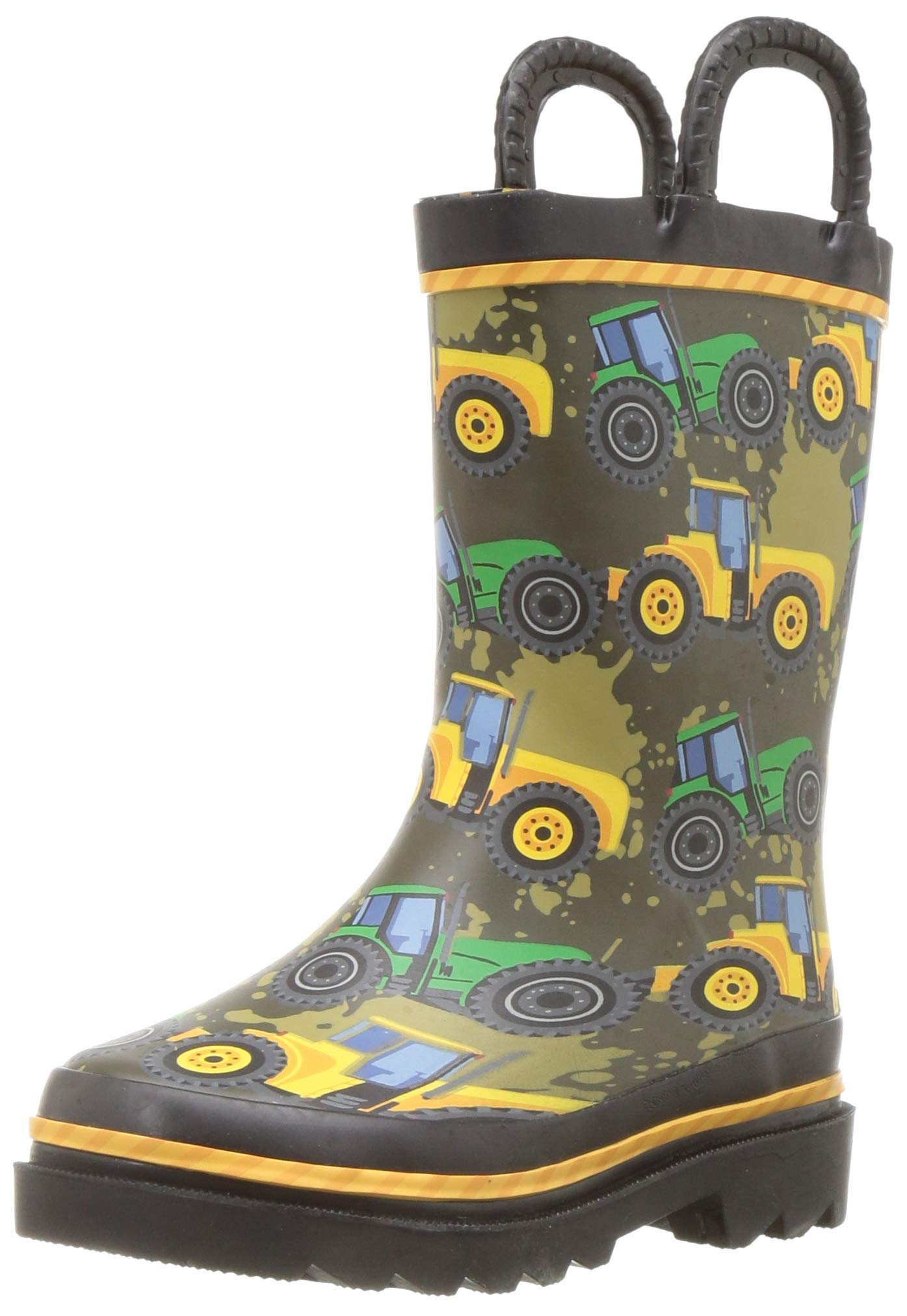 644b1578d855 Galleon - Western Chief Waterproof Printed Rain Boot With Easy Pull ...