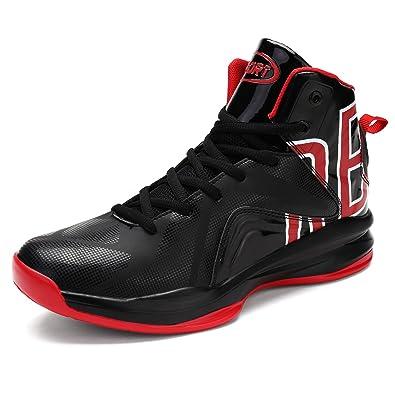 Zapatillas de Baloncesto para Hombre con absorción de Impactos ...