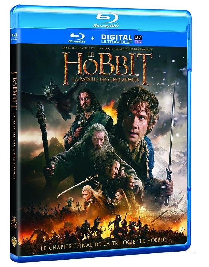 Conception innovante moins cher haut de gamme authentique Le Hobbit : La bataille des Cinq Armées Warner Ultimate Blu ...
