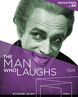 The Man Who Laughs [Blu-ray]