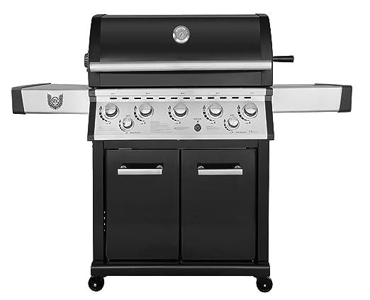 Rösle Gasgrill Mit Infrarotbrenner : Barbecook siesta gasgrill brenner grillwagen infrarot