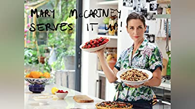 Mary McCartney Serves It Up