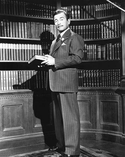 Amazon.com: Mr Skeffington Claude Rains 1944 Photo Print (8 x 10): Posters  & Prints
