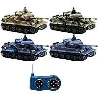 German Tiger I–RC R/C Mini tanque teledirigido, Tank