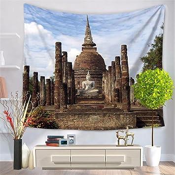 Buddha Schlafzimmer xxszkaa tapisserie ummauerten indischen buddha serie tapisserie