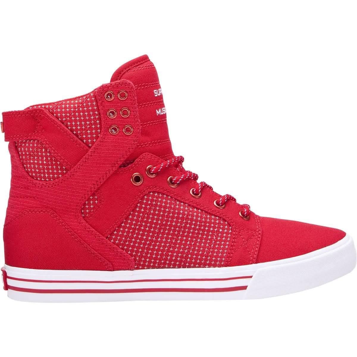 64f40c74cec8 Galleon - Supra Men s Skytop  18 Shoes