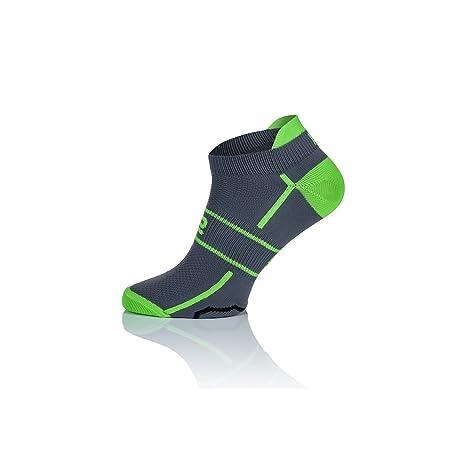 Prosske LF-1 - Calcetines de deporte (transpirables, para correr, hacer ejercicio o ir en bicicleta)