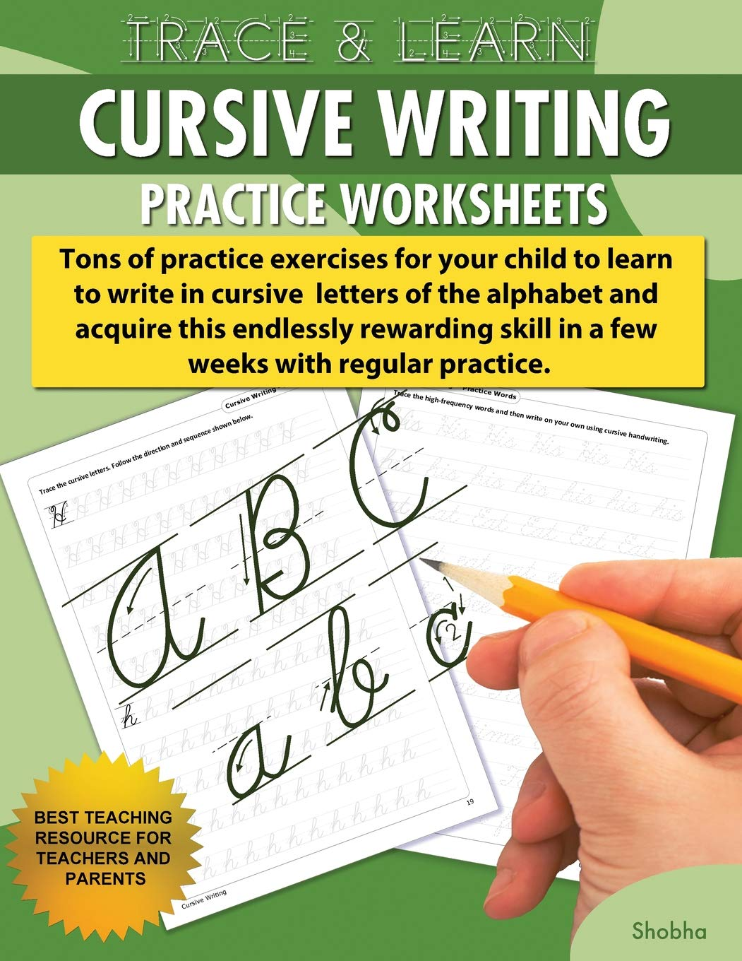 Trace Learn Cursive Writing Practice Worksheets Fnu Shobha