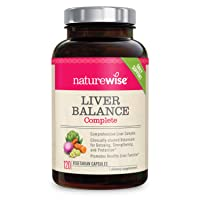 NatureWise Liver Cleanse Premium Detox (2 Month Supply) Advanced Triple Formula...
