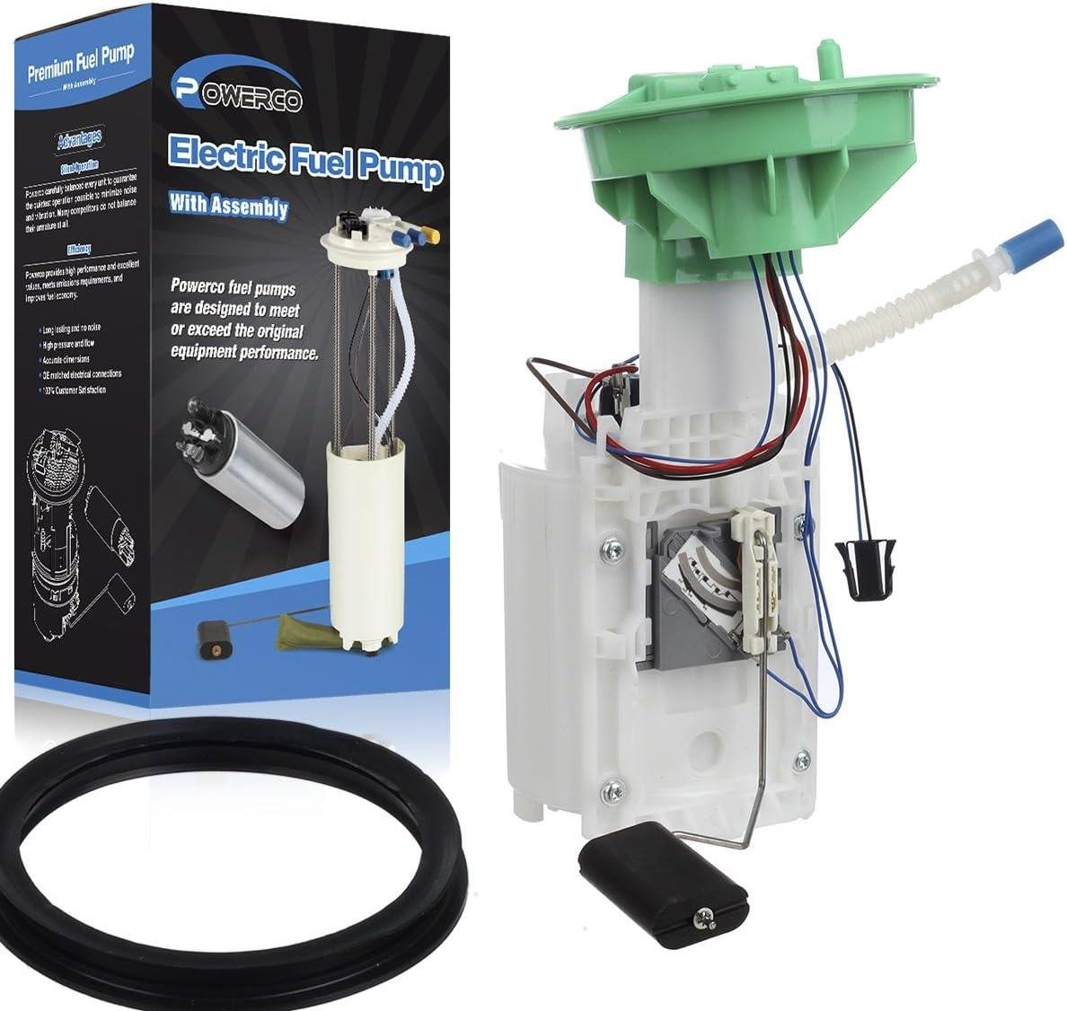 Mini Cooper S R53 Fuel Pump Sending Unit Assembly Level Sensor 2002 2003 2004