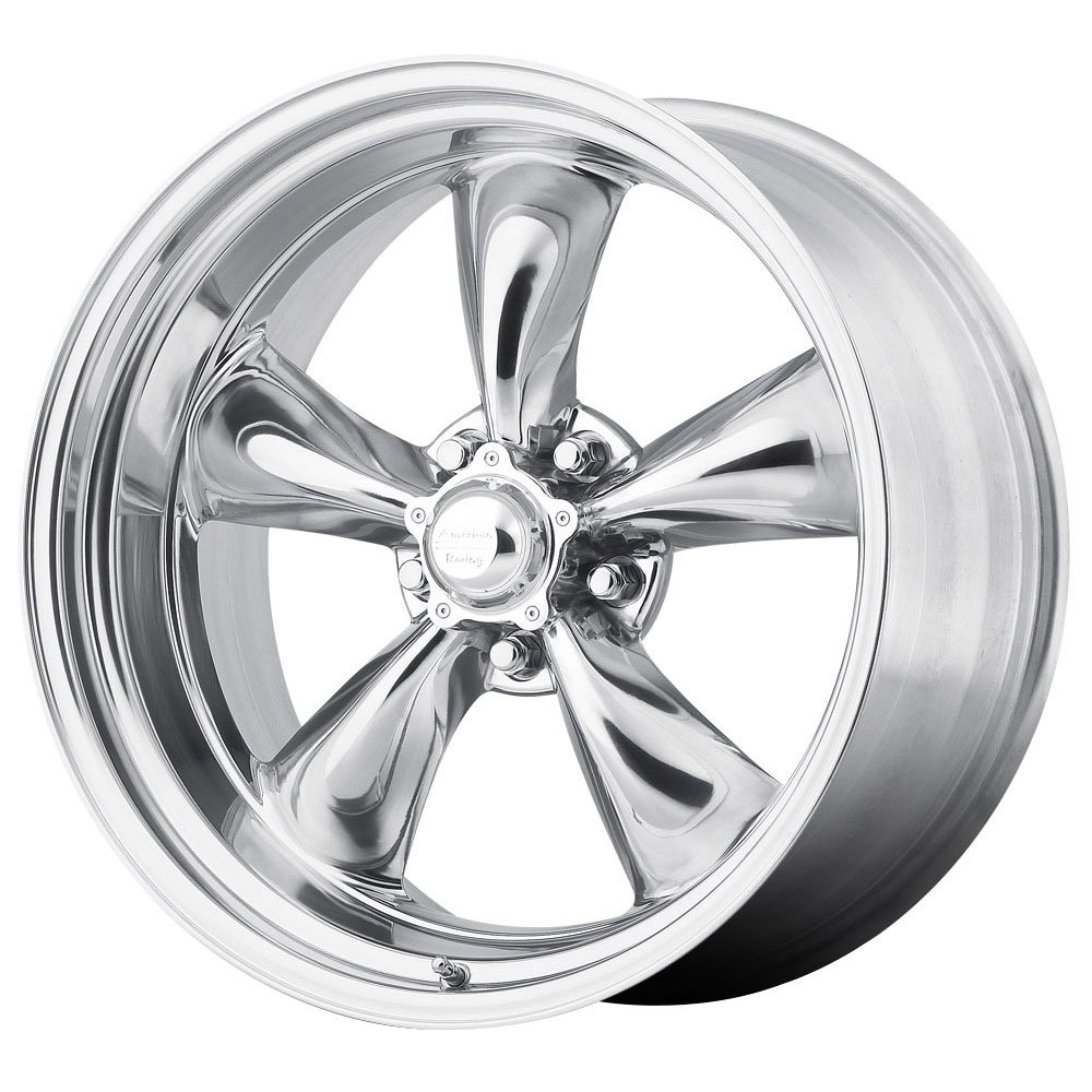 American Racing Wheels 15 x 8'' 5 x 4.75 Torq-Thrust II Wheel P/N VN5155861 by American Racing (Image #1)