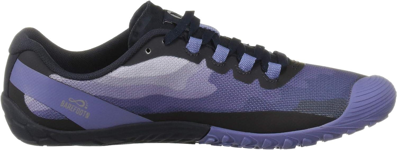 Merrell Vapor Glove 4, Zapatillas Deportivas para Interior para Mujer Azul Velvet Morning