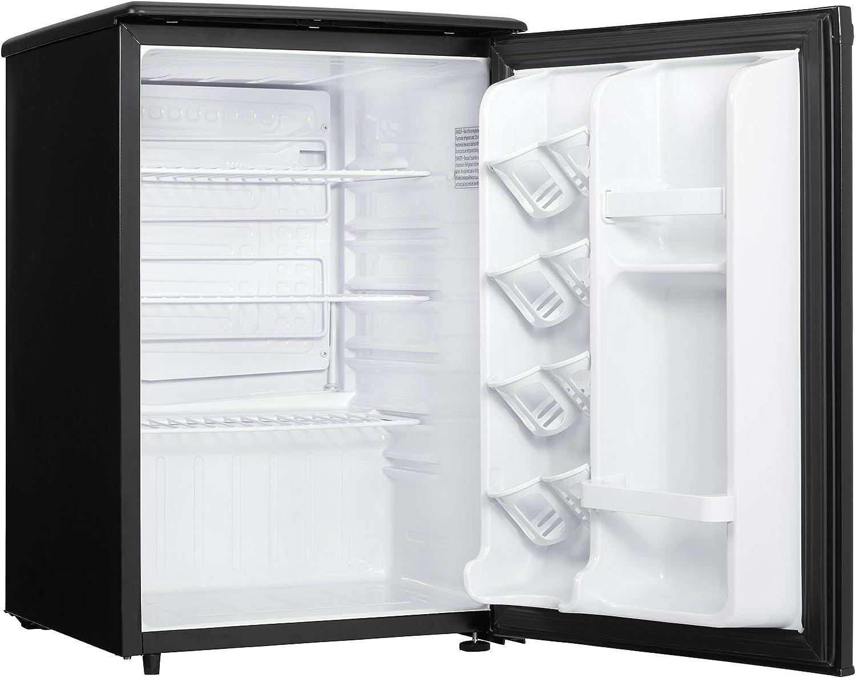 Danby Dar026A1bdd Designer Compact All Refrigerator 2.6-Cubic Feet Black