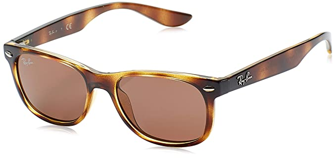 Ray-Ban Junior Gafas de Sol 9058S184/87 Violeta: Amazon.es ...