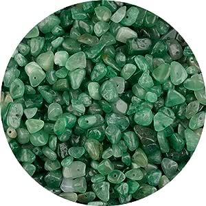 Genuine Howlite Green Aventurine Amethyst Tumbled Large Hole Nugget Drilled Pendant Irregular Shape The Bead Attic on Etsy