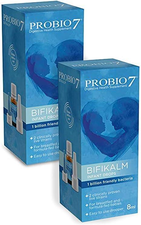 H's new probiotics