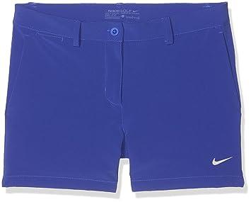 Nike Big Kids' Golf Shorts Paramount Blue/Metallic Silver