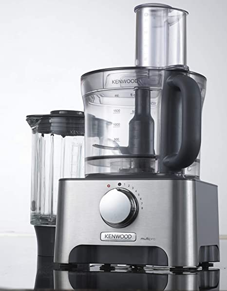 Kenwood FDM780BA, Robot da Cucina, 1000 W, Metallo/Plastica: Amazon ...