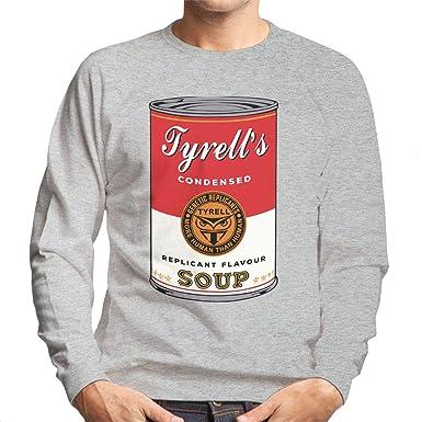 Blade Runner Campbell Soup Warhol Men's Sweatshirt