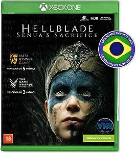 Hellblade: Senua's Sacrifice - Xbox One