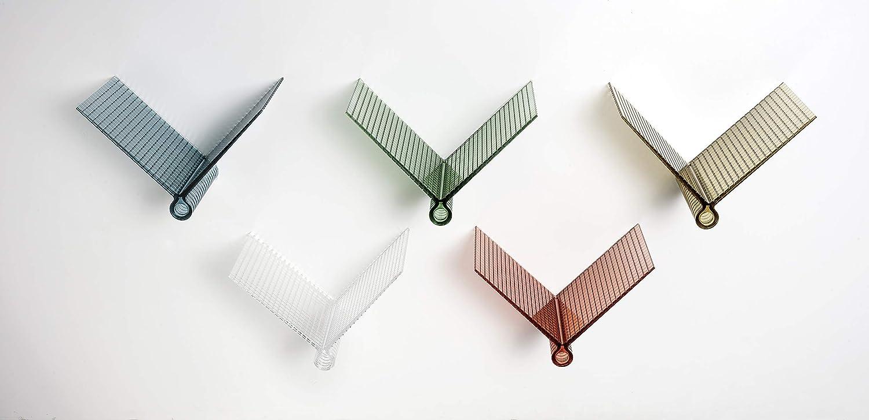 Mensole Design Kartell.Amazon Com Kartell Kite Shelf Shelf Light Blue 1 373 X