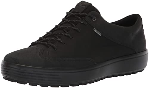1a0ac668 Ecco Mens Soft 7 Tred Gtx Tie, Men's Low-Top Trainers