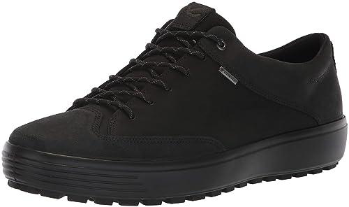 452e98ef8b ECCO Men's Soft 7 Tred Low Gore-tex Sneaker