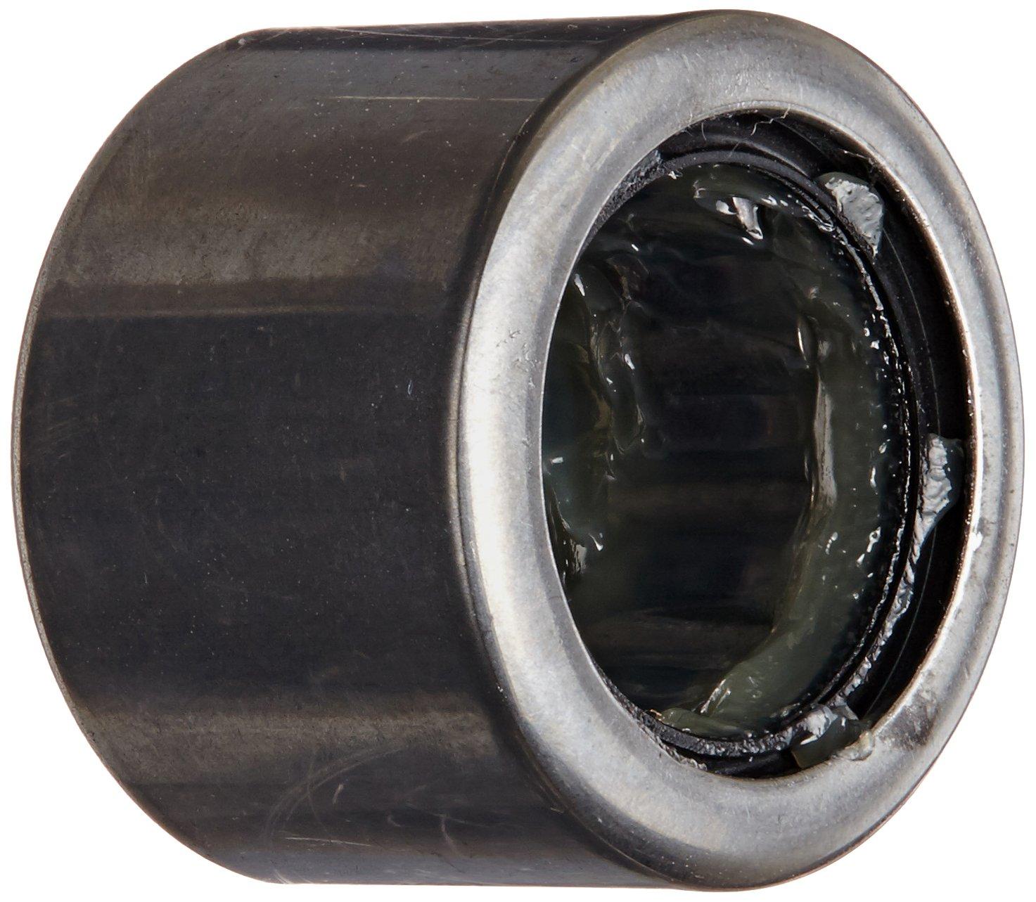 1//2 ID Steel Cage Double Sealed Koyo JHTT-89 Needle Roller Bearingd Drawn Cup Inch 9//16 Width Open End 3//4 OD