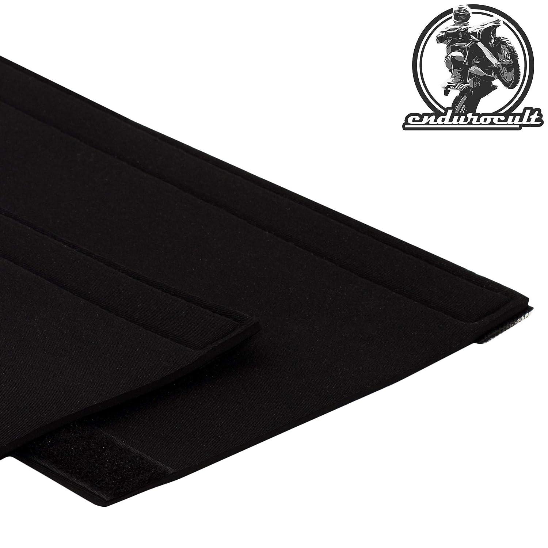 /50/mm /Neopreno Velcro Tenedor Rodillera 43/ endurocult/