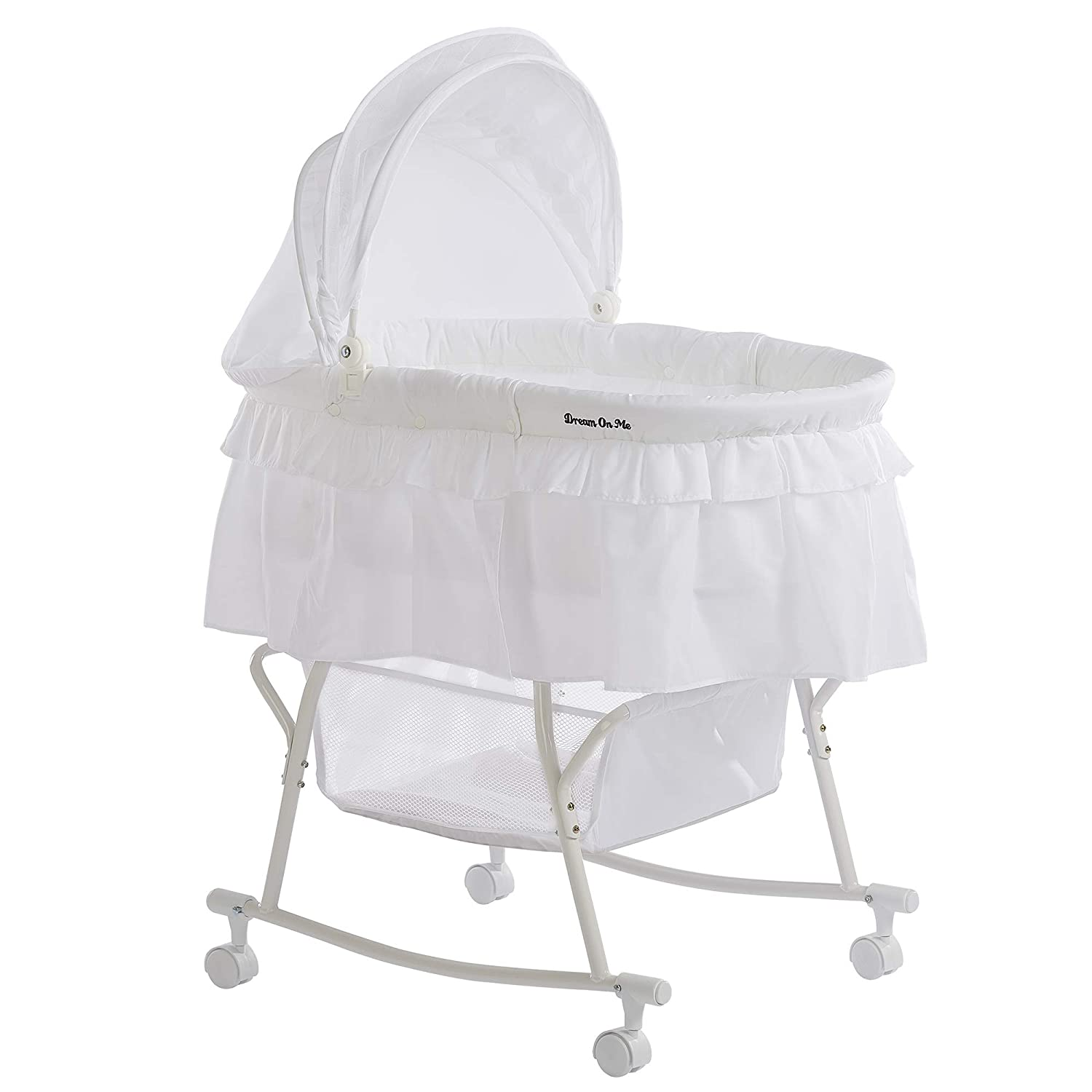 Dream On Me Karley Bassinet Image