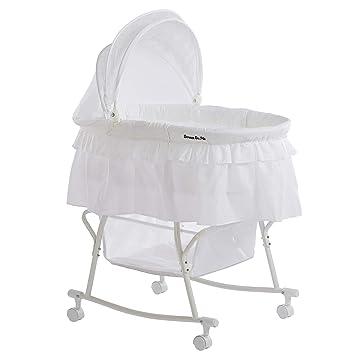 Dream on Me Rocking Cradle White 645W