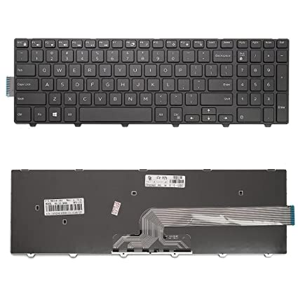 bdfd9d13d20 UBN Replacement Keyboard for Dell INSPIRON 5558 Laptop - Buy UBN  Replacement Keyboard for Dell INSPIRON 5558 Laptop Online at Low Price in  India - Amazon.in