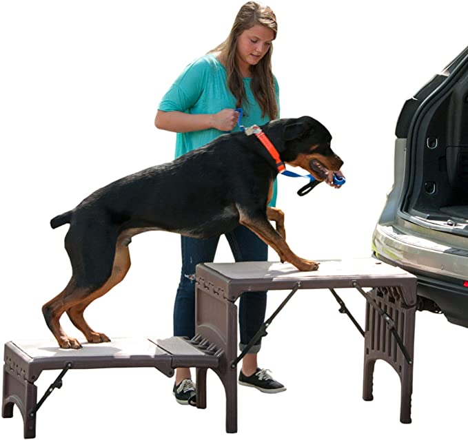 Pet Gear Free Standing Ramp For Cats And Dogs Great For Suv S Or Use Next To Your Bed 4 Models To Choose From Supports 200 300 Lbs Lightweight Easy Fold Design Carpeted Up To 350 Pounds Haustier