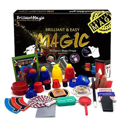 Amazon.com: BrilliantMagic - Juego de magia para niños ...