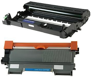 Compatible DR2200 Tambor & TN2220 Tóner para Brother DCP-7055 DCP ...