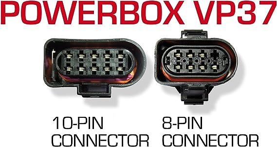 Mal Electronics Gmbh Vp37 Powerbox Diesel Chiptuning Modul Passend Für Vw Volkswagen Golf Iii 1 9 Tdi 81 Kw 110 Ps 235 Nm Auto