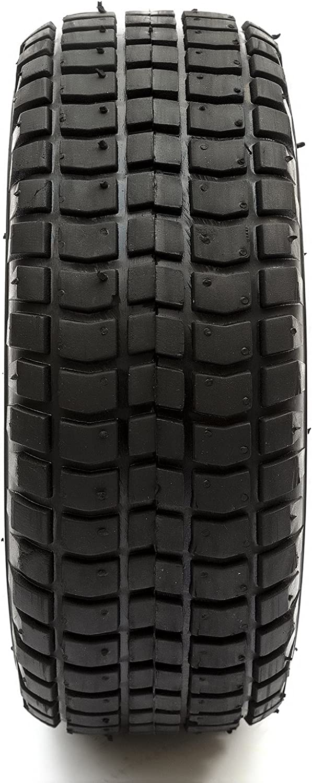 Tyre /& Inner Tube 9x3.50-4 9x350-4 4 Ply Block Tread Mini Moto Quad Bike 4 Inch