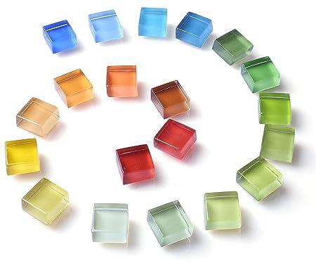 Set de 20 imanes de colores para frigorífico, imán para la oficina ...