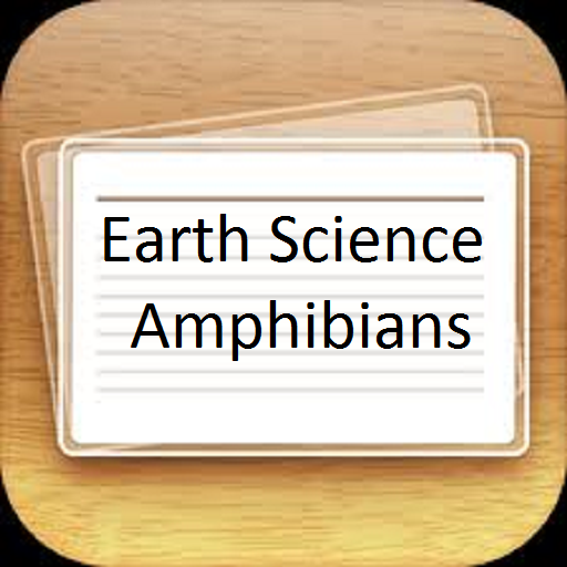 Earth Science Amphibians Flashcards Plus